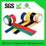 ゴム系接着剤のカスタム印刷された布ダクトテープ