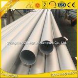 Tubulação de alumínio anodizada 6063 T5 do alumínio da câmara de ar de Retangular