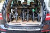 Lega di alluminio di 12 pollici un secondo che piega bici elettrica