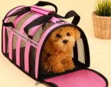 El animal doméstico respirable del morral del paquete del perro del perro del paquete del perro del bolso del animal doméstico del bolso del acoplamiento hacia fuera empaqueta el bolso del perro del bolso del gato