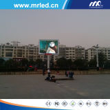 Tela ao ar livre inteligente & energy-saving de Mrled de P10.66mm da cor cheia do diodo emissor de luz de indicador