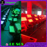72PCS 10W 4in1 LED arandela de la pared Luz