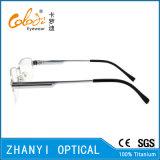 Стекел Eyeglass Eyewear высокого качества рамка Semi-Rimless Titanium оптически (8408)