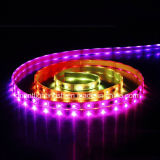 Tira flexible inteligente artificial de SMD5060 9.6W IP65 LED