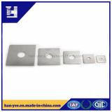 Arandelas cuadradas planas para sujetadores estructurales