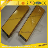 schiebendes Aluminiumfenster der ausgezeichneten Elektrophorese-6000series