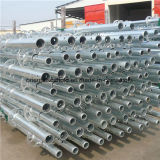 Ringlock Baugerüst für Platte, schnelles Verriegelungsplatten-Baugerüst, Stahlbaugerüst für Aufbau