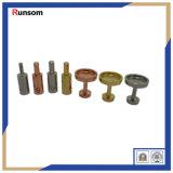 Алюминий/часть латунных/стали CNC подвергая механической обработке