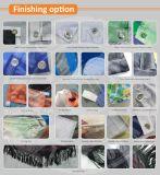 Drapeaux polychromes brillants de tissu de polyester (SS-SF-90)