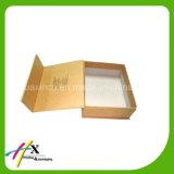Het heet-verkoopt Verpakkende Vakje van het Document van de Gift van de Druk van de Douane met Embleem