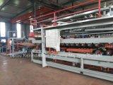 Lanas de roca y el panel de emparedado del EPS que hace la máquina para la venta