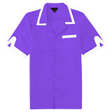 Fábrica desproporcionado da roupa de Homme China do Chemise de Workshirts dos homens da camisa