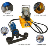 Электрические гидровлические гибочное устройство Rebar и раскручиватель Be-Br-25W
