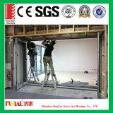 Porte de pliage en aluminium extérieure