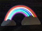 Iluminación literaria de Decotation LED de la casa