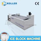 Máquina da barra do gelo de 1 tonelada/dia com maneira refrigerar de ar