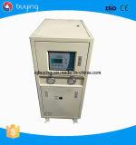 промышленной охладитель низкой температуры 100kw охлаженный водой с компрессором 30HP