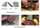 Disco abrasivo della fibra dell'ossido di alluminio per la molatura/che lucida