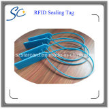 Tag passivos por atacado do cabo do selo da freqüência ultraelevada Gen2 RFID de Shenzhen