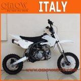 Diseño Italiano 4 tiempos refrigerado por aceite bici de la suciedad 140cc
