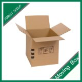 Rigid Folding Custom Cardboard Moving Box