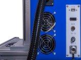 Ökonomische bewegliche Laser-Markierungs-Maschine der Faser-10W für Metall