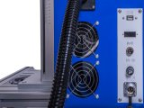 Máquina portable económica de la marca del laser de la fibra 10W para el metal