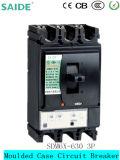 Разъем автомата защити цепи 630AMP MCCB Nsx MCCB