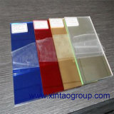 Xintao High Self Reflective Gold Acrylic Mirror Sheet Feuille acrylique