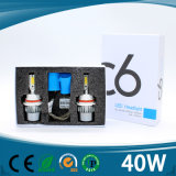 Scheinwerfer der Automobil-12V 40W 4500lms IP68 H7 H4 LED