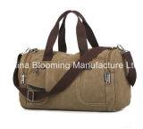 Мешок Duffle перемещения багажа сумок викэнда холстины сбор винограда людей
