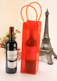 Sac matériel clair de traitement de vin de PVC d'OEM