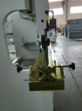 Máquina de dobra hidráulica do CNC do metal de folha
