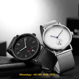 Франтовской модный кварц Men'watch с планкой Fs577 нержавеющей стали