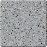 12.7 Folha de superfície contínua acrílica de pedra de mármore artificial para a tabela (161229)