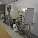 15 litres de fermenteurs en verre de stérilisation in situ (verticale de réservoir en verre de transmission magnétique)