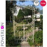 Bearbeitetes Eisen-Garten-Bogen für Hochzeit