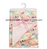 Cobertor impresso Sft01bb163 do bebê de Micromink