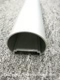 Aangepast Gezandstraald Geanodiseerd Uitgedreven LEIDEN van het Aluminium Profiel
