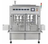 Máquina de enchimento automática da pasta de Liqud com enchimento do balanço da escala da ponderação