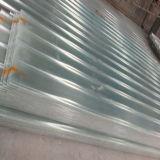 El alto material para techos de la luz FRP artesona la hoja/el panel/la tarjeta/el azulejo del tragaluz de FRP para el invernadero