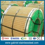 Fabricante de la bobina del acero inoxidable de ASTM 316L
