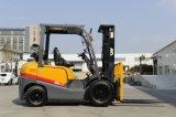 Chinesischer neuer 4ton LPG Gabelstapler mit Nissans für Übersee