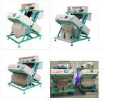 3つのシュートの小型オオムギ、米、依頼機能のゴマカラー選別機機械