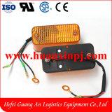 Qualität Nichiyu Vorderseite-drehenlampe für Gabelstapler 48V