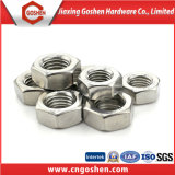 Écrous six-pans de l'acier inoxydable DIN934 M5