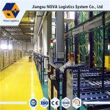 Het geautomatiseerde Systeem van de Opslag en van de Herwinning (AS/RS) voor het Pakhuis van de Logistiek