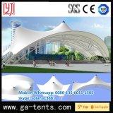 Grande tente extérieure d'ombre de grand dos de gymnase pour l'école pour l'activité de sport de montre