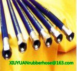 Tubo di gomma idraulico flessibile dell'olio ad alta pressione