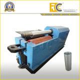 Máquina agrícola del rodillo del borde de la placa hidráulica de dos rodillos